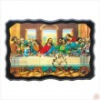 Last Supper Wall Clock